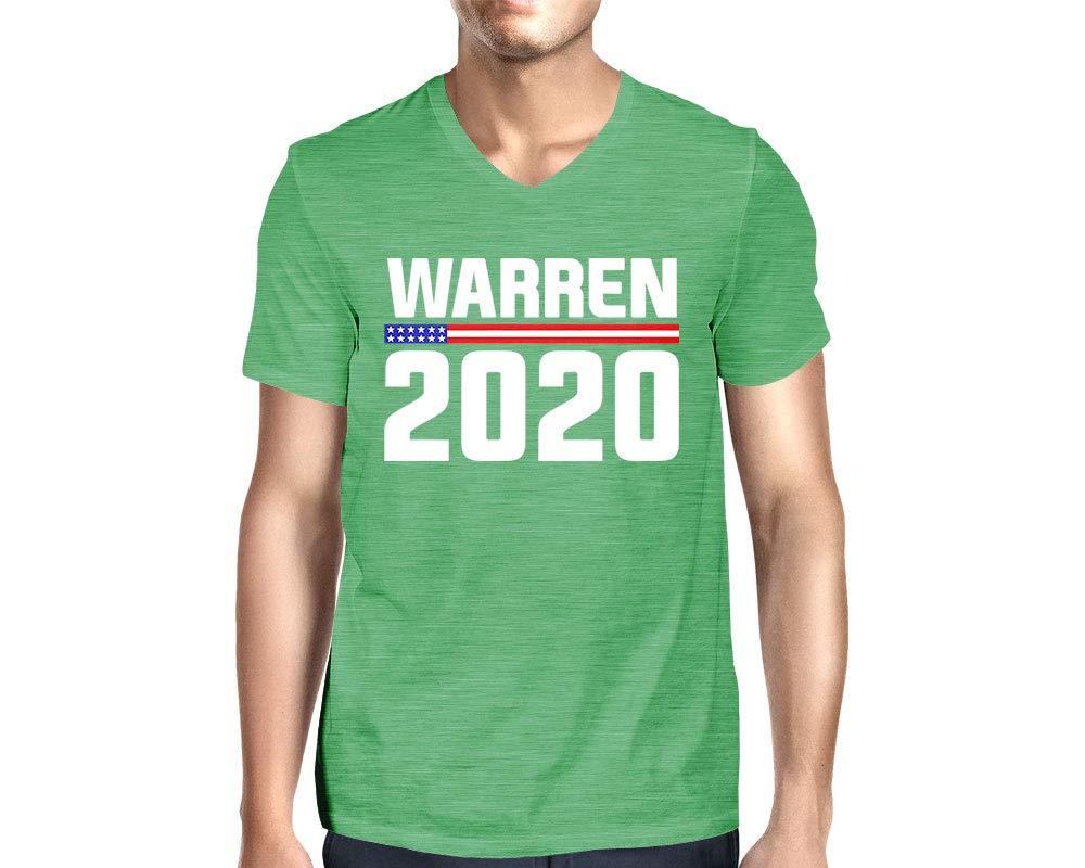 Warren 2020 Democrat Election T Shirt 1629
