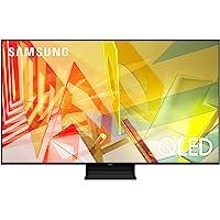 SAMSUNG 65-inch Class QLED Q90T Series - 4K UHD Direct Full Array 16X Quantum HDR 16X Smart TV with Alexa Built-in…