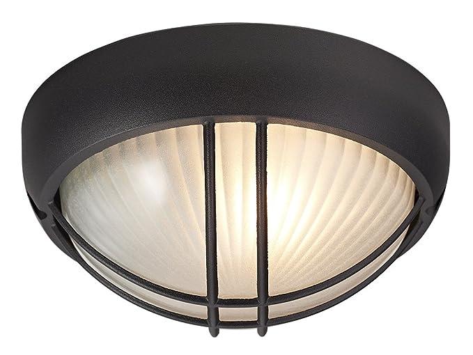 quality design 330e3 f0ed4 PHILIPS LIGHTING Round External Bulkhead Lamp Outdoor Wall ...
