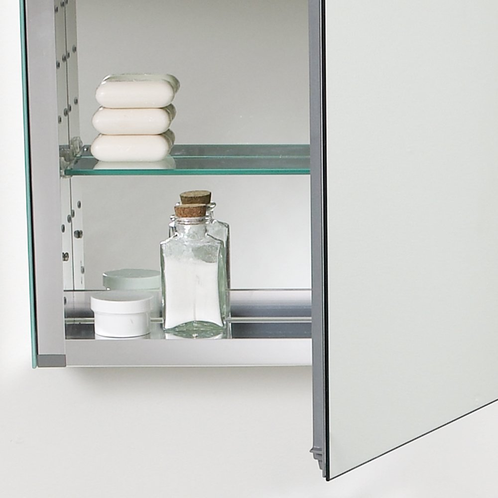 Amazon Fresca FMC8058 20 Wide Medicine Cabinet With Mirrors Home Improvement