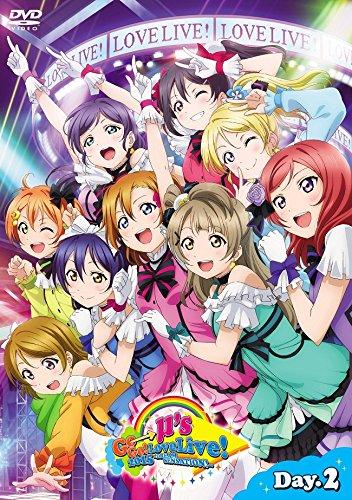 ラブライブ! μ's Go→Go! LoveLive! 2015 ~Dream Sensation!~ Day 2の商品画像