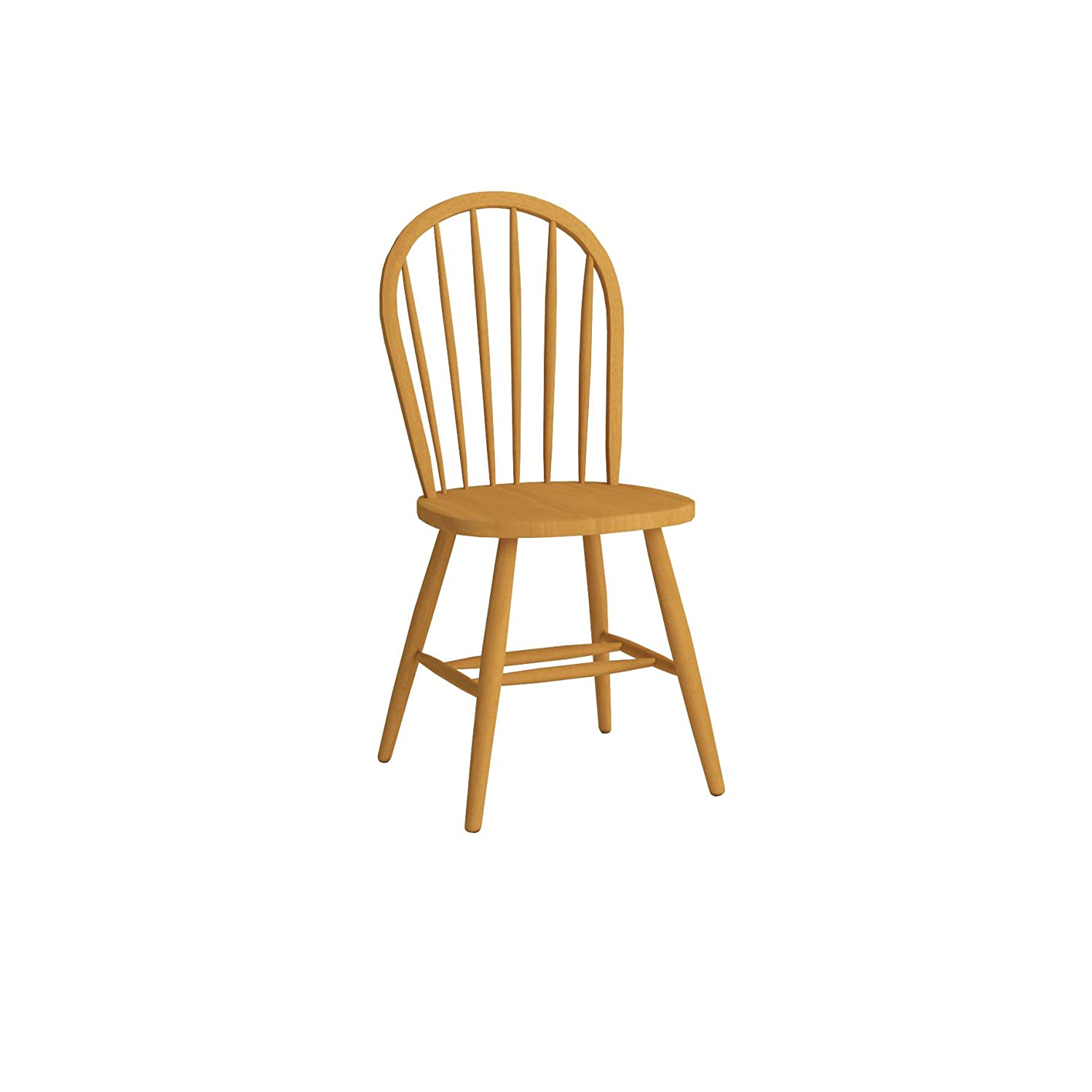 Amazon Winsome Wood Windsor Chair Natural Set of 2 Chairs