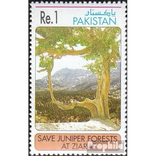 pakistan 922 (complète.Edition.) 1995 Ziarat (Timbres pour les collectionneurs)