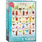 EuroGraphics Cocktails Puzzle (1000-Piece)