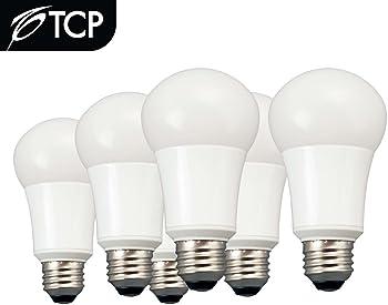 6Pk.TCP 60-watt LED Light Bulb