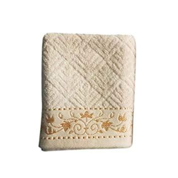 fish 100% algodón toallas de color sólido grande hoja de baño toalla de baño de la toalla de mano toalla de cara: Amazon.es: Hogar