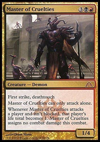 Magic Dragon/'s Maze Master of Cruelties the Gathering