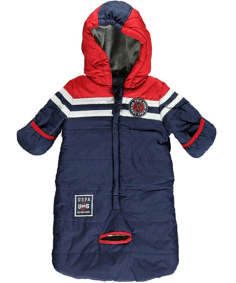 U.S. Polo Association Baby Boys' 'Club Sport' Car Bag - navy, 0 - 9 months BNU488H