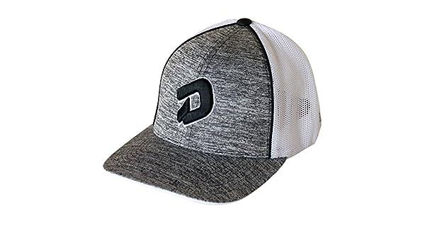 Amazon.com  DeMarini D Flexfit Hat - Heather Grey Black D  Clothing 4a6cfec20bf