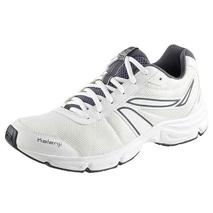 Kalenji ekiden-50 Hombres de Trail Running (color blanco)
