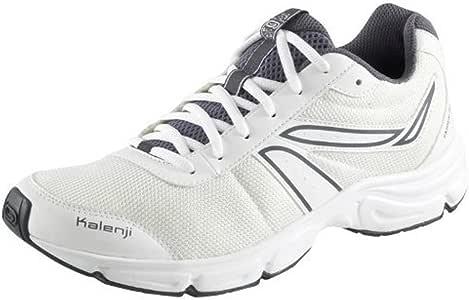 Kalenji ekiden-50 Hombres de Trail Running (color blanco): Amazon ...