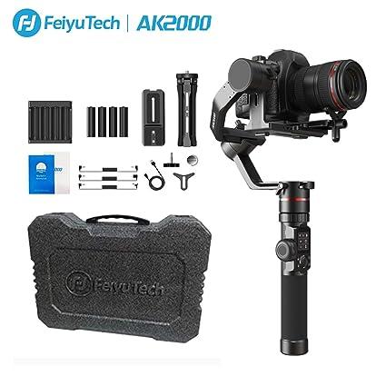 FeiyuTech Feiyu AK2000 - Estabilizador Manual para cámara réflex ...