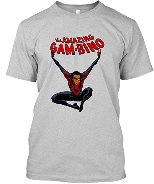 Amazon.com: TeeHenry The Amazing Childish Gambino 29 ...