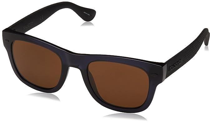 Havaianas Paraty Gafas de sol, Azul (Blue Black), 50 Unisex ...