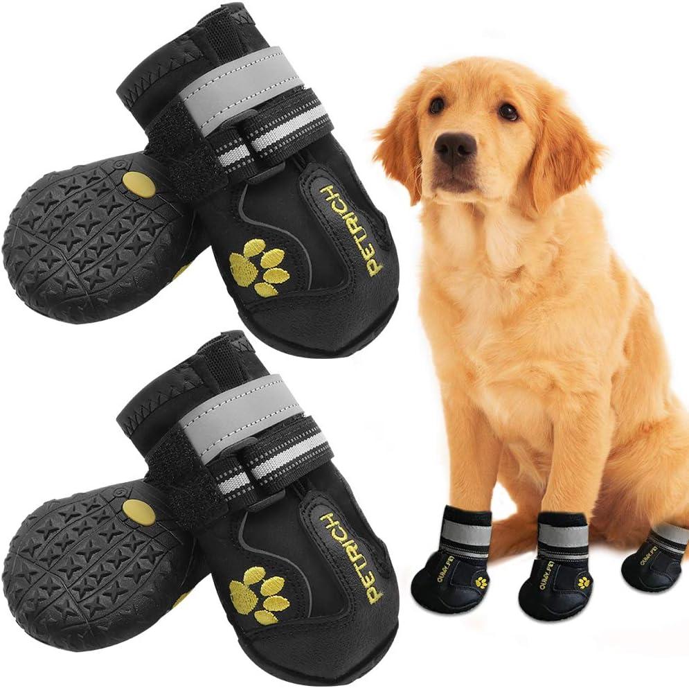 Mejores botas para perros