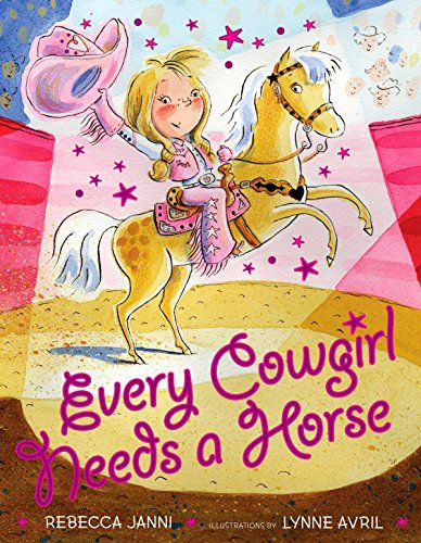 Every Cowgirl Needs a Horse by Dutton Juvenile (Image #2)