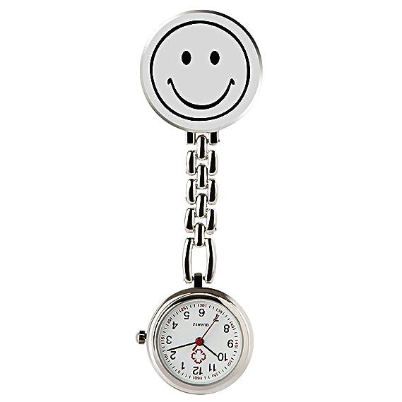 Hiwatch Reloj de bolsillo para las enfermeras: Amazon.es: Relojes