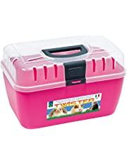 Transportbox TWISTER rosa