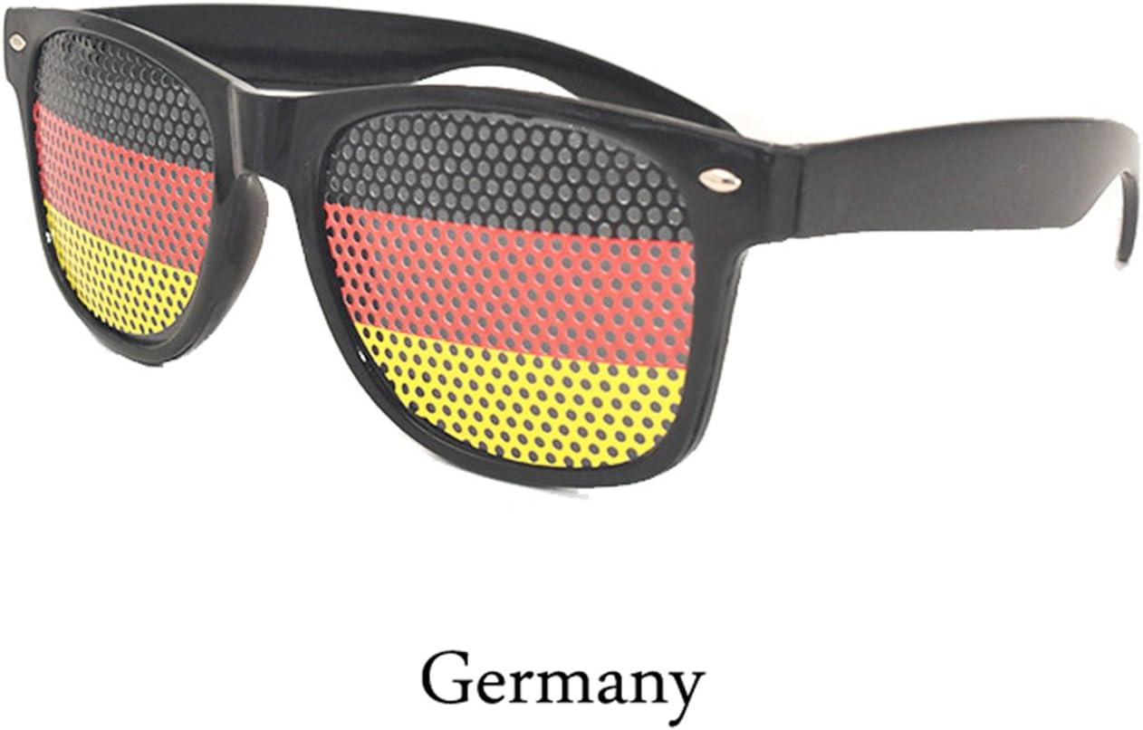 Amody Varios Países Bandera Nacional Gafas Gafas de Sol para ...