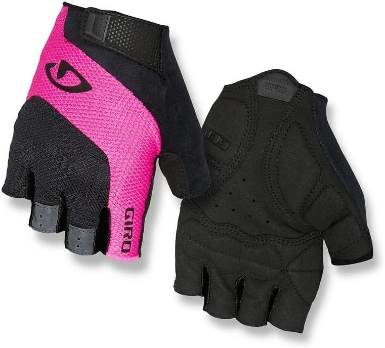 Giro Tessa Gel Damen Fahrrad Handschuhe kurz lila//grau 2019