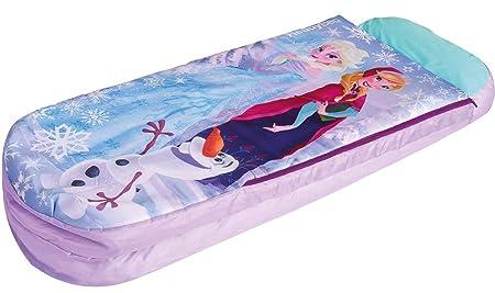 PEGANE - Cama Hinchable para niños con Saco de Dormir ...
