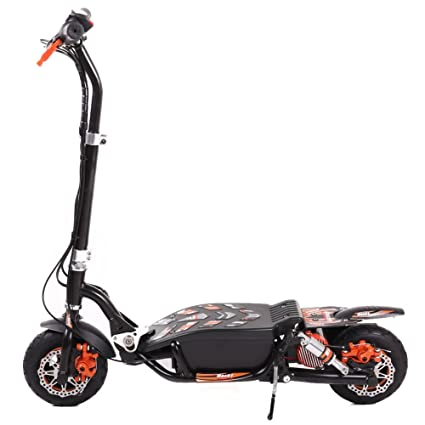 Mach1 E-Scooter 300 Watt 24 V 10Ah Batería Li-ion Turbo/ECO ...