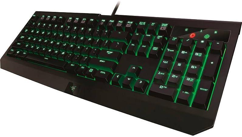 Teclado mecánico de gaming RAZER BlackWidow Ultimate 2016 (diseño de EE. UU. - QWERTY)