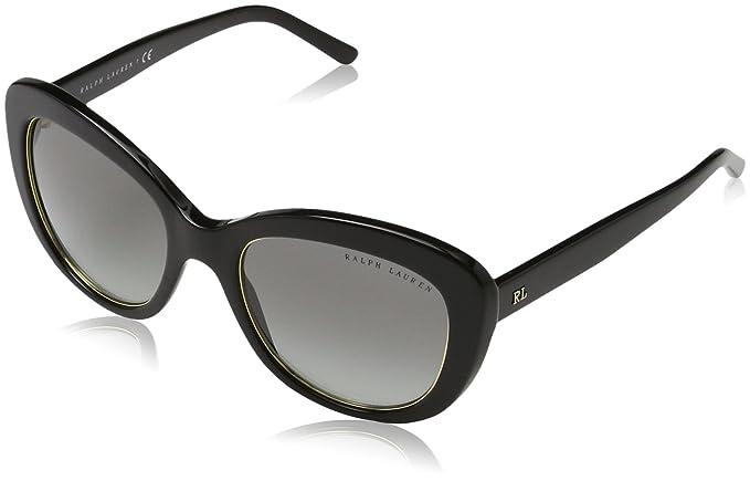 Ralph Lauren 0Rl8149 Gafas de sol, Black, 53 para Mujer ...