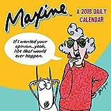 img - for Maxine 2018 Daily Calendar book / textbook / text book