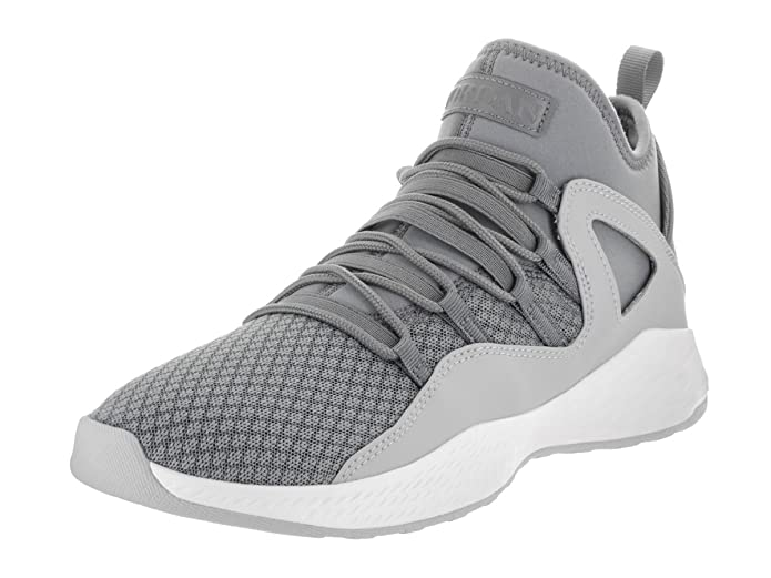e423a770167 Amazon.com | Nike Men's Jordan Formula 23 Shoe Cool Grey/Cool Grey-White-Wolf  Grey 8 | Basketball