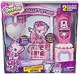 Toys : Shopkins Season 9 Wild Style - Kitty Dance School Playset
