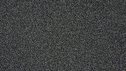 Steel Shot Abrasive Blasting Media, 70 Grit (25 LB)