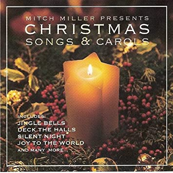 mitch miller presents christmas songs carols