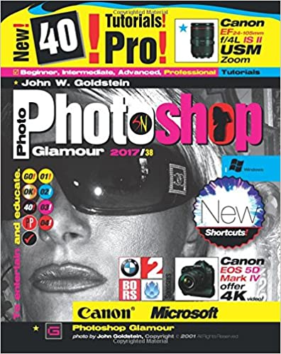 Photoshop Glamour 2017/38 (Volume 38)