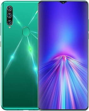 Teléfono móvil A91 Pantalla Grande de 6.7 Pulgadas Gotas de Agua ...