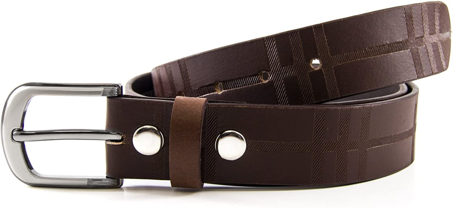 Mens Real Leather Belts