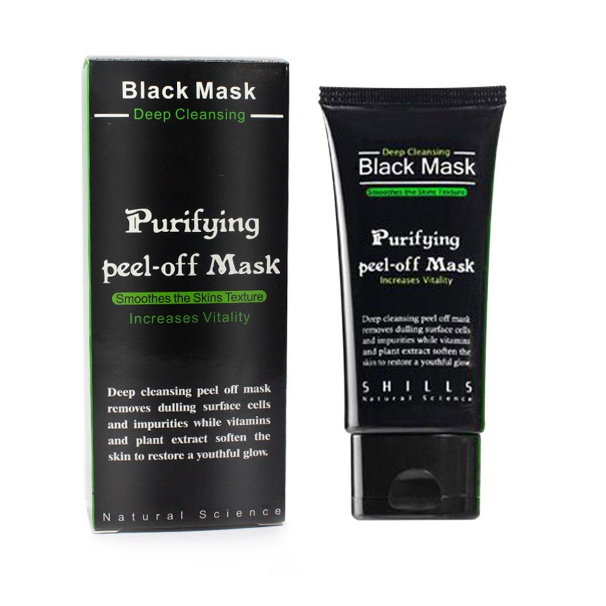 Peng Sheng fango Deep Sea Mineral nose Blackhead removal Pore Cleaner detergente membrane maschera