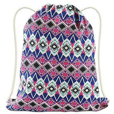 free shipping Drawstring Bags,Cheliz Drawstring Tote Cinch Sack Backpack Bag Cinch Bag Gym Bag
