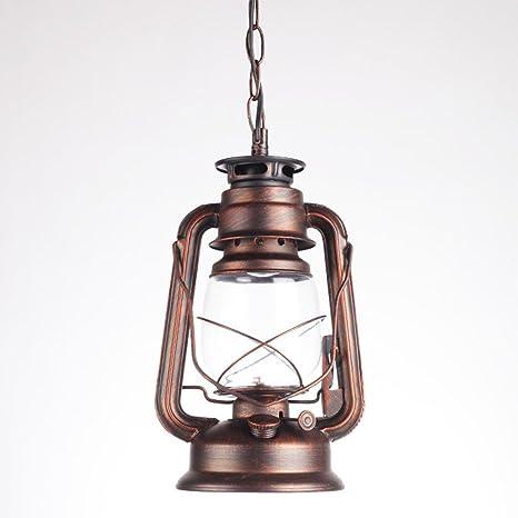 Lámparas de queroseno retro Lámparas Nostalgia Linternas ...