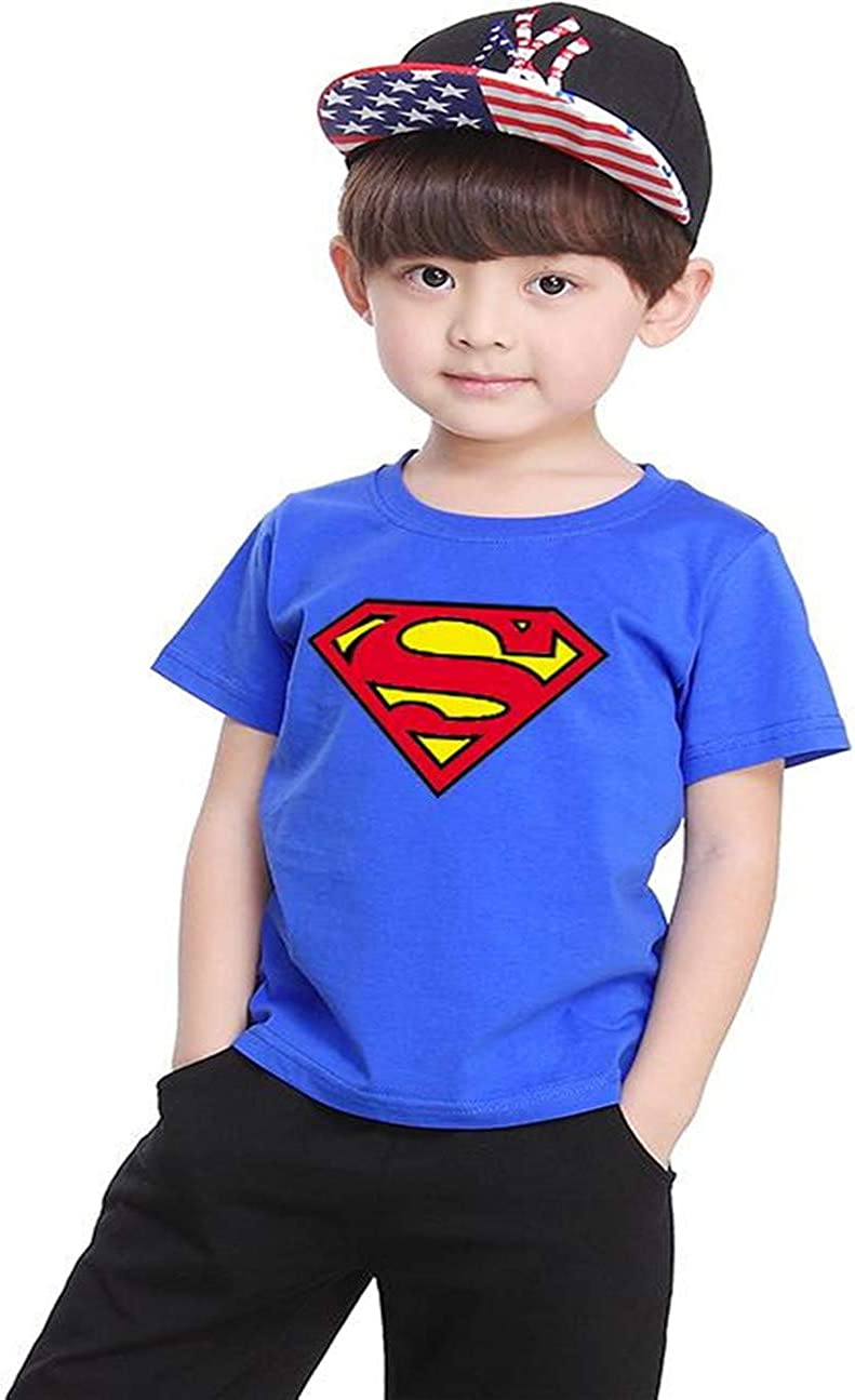 Ropa Bebe NiñA Verano Camiseta Infantil De Manga Corta De Verano para Bebé Infantil Tops De AlgodóN De Manga Corta Roja para NiñOs: Amazon.es: Ropa y accesorios