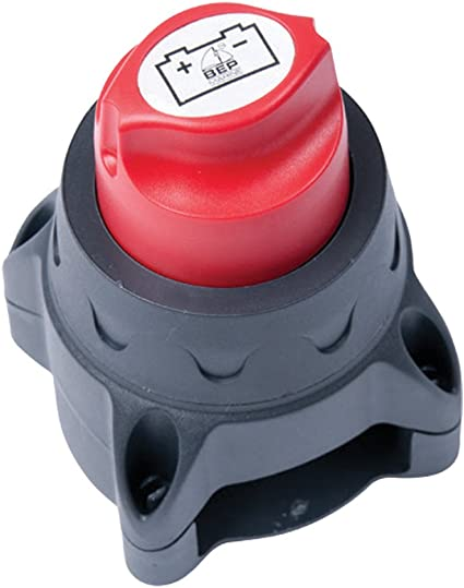 NEW BEP Easyfit Battery Master Switch from Blue Bottle Marine
