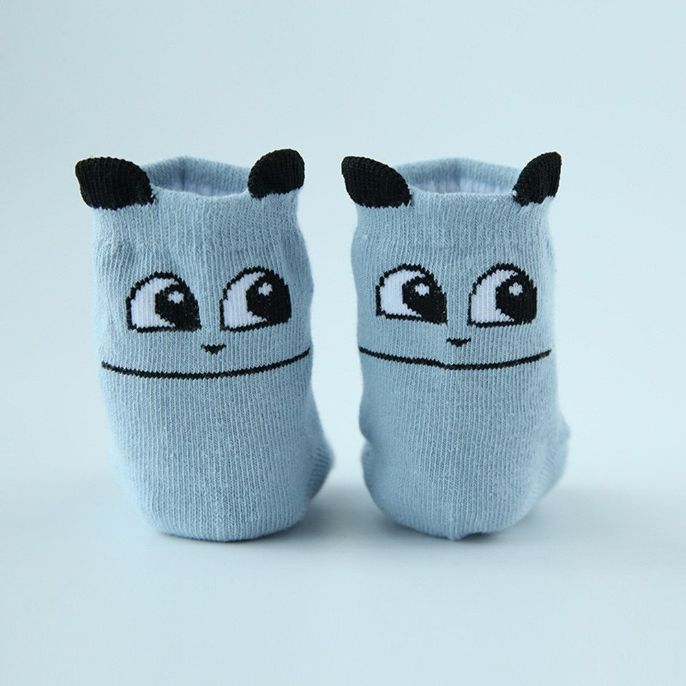 ❤️ Mealeaf ❤️ Baby Infant Socks Newborn Cotton Boy Girl Cute Cartoon Toddler Anti-Slip Socks by ❤️ Mealeaf ❤️ _ Baby Clothing Accessories (Image #3)