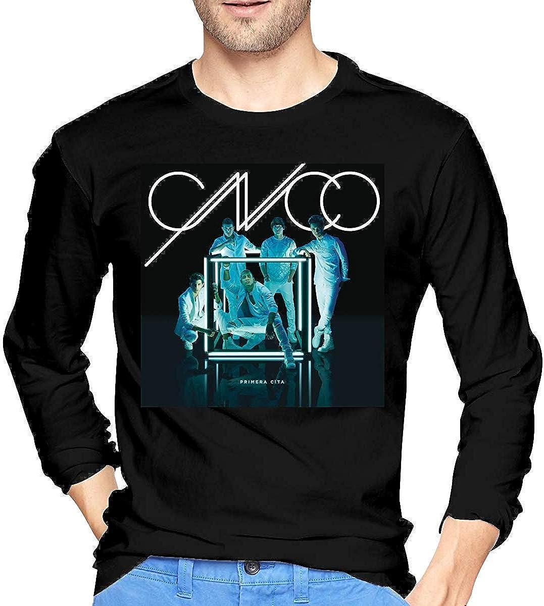 Cnco Casualstylish - Camiseta de Manga Larga para Hombre ...