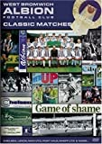 West Bromwich Albion Classic Matches [DVD]