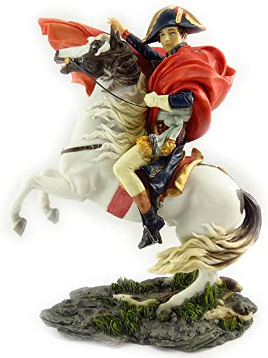 Figurine Napol on Selon David colors.