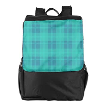 afb939b0d6 Plaid Multi-Function Lightweight Safe Fashion Insulated Waterproof Travel  Backpack Business Bag Apply To Hiking
