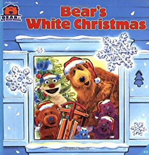 bears white christmas bear in the big blue house - Bear Inthe Big Blue House Christmas