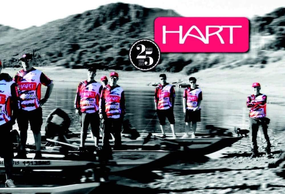 HART - Bloody Shore Power EVO, Color 30-120 gr, Talla 2.85 m ...