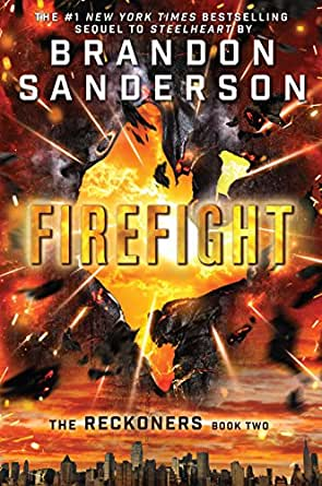 Firefight (The Reckoners Book 2) (English Edition) eBook: Brandon ...
