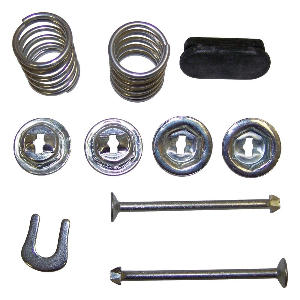 Crown Automotive Jeep Replacement J0937952 Brake Hold Down Spring Kit